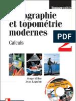 Topographie et Topométrie Modernes Tome 2