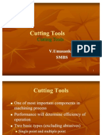 New Cutting Tools