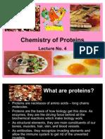 Biochemistry Lecture 4