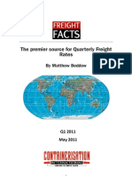 Freight Facts Q1 2011