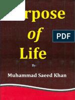 Purpose of Life by Mufti Muhammad Saeed Khan