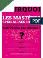 Mastères Spécialisés Sport et Event Management