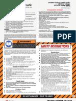 CPT 7201P Manual