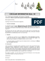 Circular Informativa n 10 Fi Trimestrei 11 12