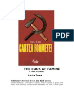 The Book of Famine