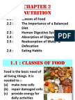 f2 Notes 2.1 Carbohydrates