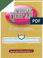 Maariful Quran -English- Mufti Muhammad Shafi (r.a) Vol 3