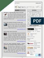 India Transport Portal Newsletter - January, 2012
