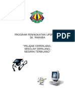 Program Kecemerlangan UPSR 2012