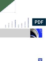 Guía para el uso de la Tipografía en el Diseño Editorial Postmoderno