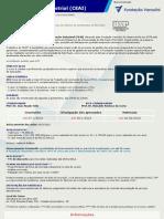 Curso de Especialização em Administração Industrial
