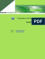 TheGreenBow VPN Mobile - Datasheet