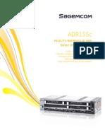Datasheet Adr155c