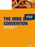The mine ban convention