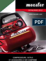 Catalogue 2012 MECAFER