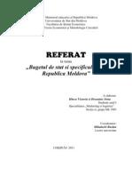 Bugetul de Stat Si Specificul Lui in Republica Moldova.[Conspecte.md]