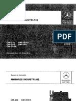 Manual Motor Om314