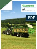 Ax Wagon Leaflet