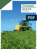 Bigm 420 Leaflet