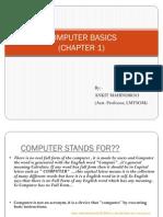 Computer Basics - Chapter 1