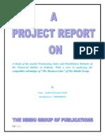 Saswat's Report