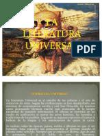 La Literatura Universal y La Literatura Colombiana