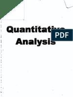 quantitative-analysis