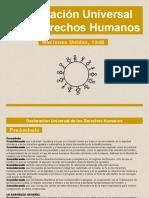 Introduccion a Los Derechos Humanos