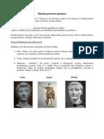 Rimska portretna umetnost