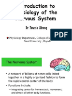 Introduction to Physiology of the Nervous System (Cls ,Allied Medical Student)