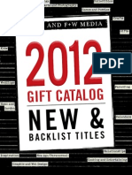 Adams Media 2012 Gift Catalog