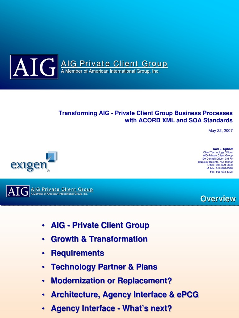Aig Quote Aig Wins Insurance System  American International Group  Service