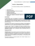 Tema 2 Maquinabilidad 2011