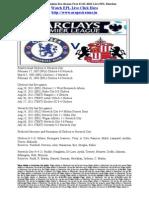 Watch Norwich City vs Chelsea Live Stream English Premier League 21