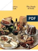 The Foods of Italy
