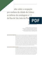 Novos dados sobre a ocupação pré-romana da cidade de Lisboa_ as ânforas da Sondagem n.º 2 da Rua de São João da Praça