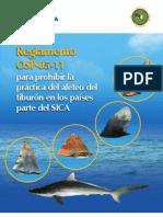 Reglamento Regional Para Prohibir La Practica Del Aleteo Del Tiburón en los Países Parte del SICA