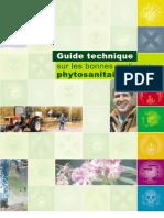 4 Guide Technique Sur Les Bonnes Pratiques Phytosanitaires
