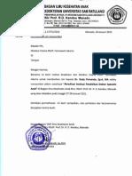 Dody Firmanda 2012 - Pembinaan Persiapan Akreditasi IPDSA IKA FK-UNSRAT Manado 27-28 Januari 2012