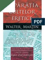 Imparatia Cultelor Eretice - Walter Martin