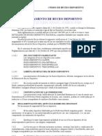 Unidad Nß 1 Reglamento PNA 2003
