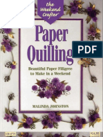 66717991 Paper Quilling Stylish Designs and Practical Projects to Make in a Weekend Viny