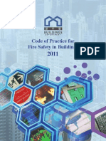Code of Practice for Fire Safety in Building 2011