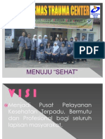 Presentasi Profil puskesmas trauma center