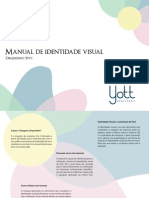 Manual de Marca - Yott