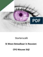 Present a Tie CPO Starters Cafe Ik Woon Betaalbaar in Rouveen 17-01-2012 (1)