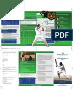 Serious Cricket Coaching Programme 2011