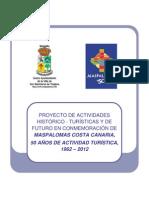 Cincuentenario  de Maspalomas Costa-Canaria