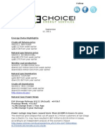 Energy and Markets Newsletter 091211