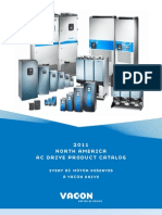 2011 Vacon NA Drives Product Catalog 8 2011
